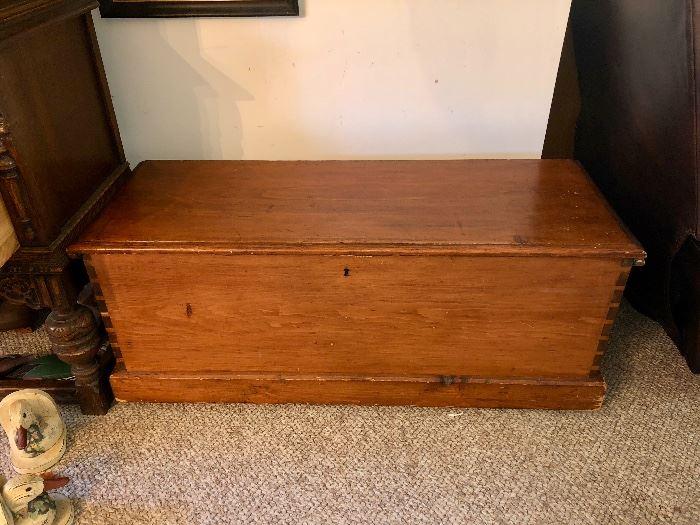 Antique chest...gorgeous!