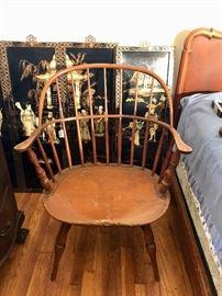 Windsor Chair c.1780's -gorgeous!
