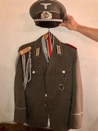 Well German uniform