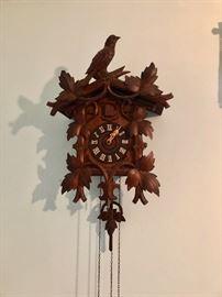 German Cookoo clock