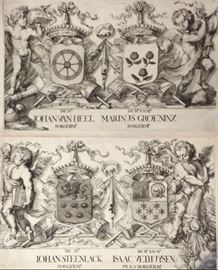 1700s engravings