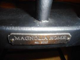 Name Plate Magnolia Homes