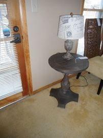 Distressed Occasional Table
