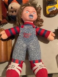 Chucky  baby