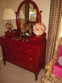 Davis Cabinet   CUMBERLAND VALLEY dresser Part of suite