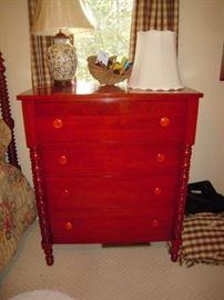 Davis Cabinet cherry CUMBERLAND VALLEY chest