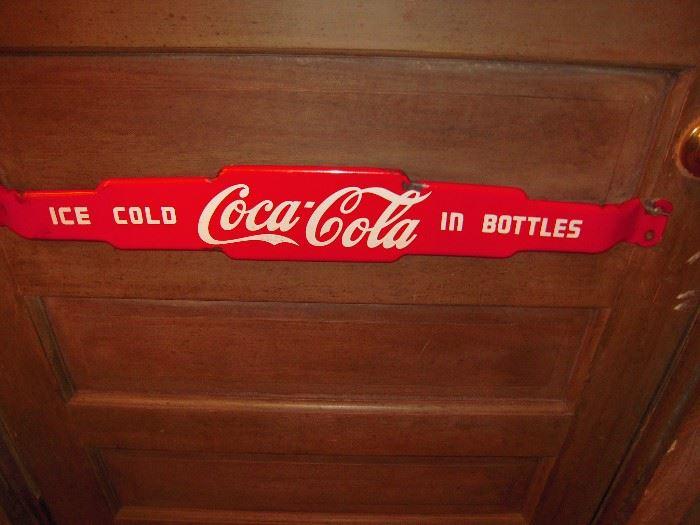 vintage door sign
