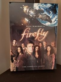 Joss Whedon's Firefly Complete Series, Sealed