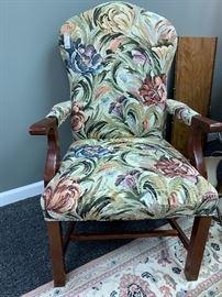 Nice occasional chair.