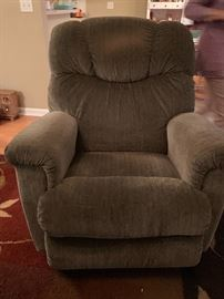 Lazyboy recliner.  Very Nice.