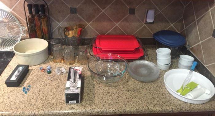 Like new kitchenware