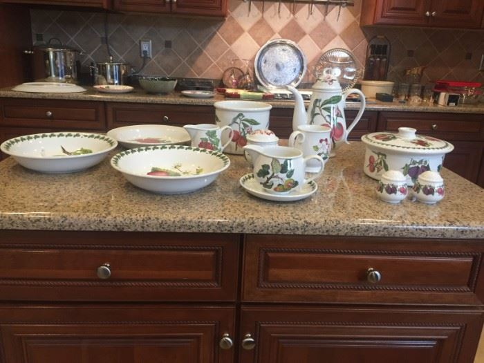 Franciscan Wildflower pattern dishes, perfect condition!