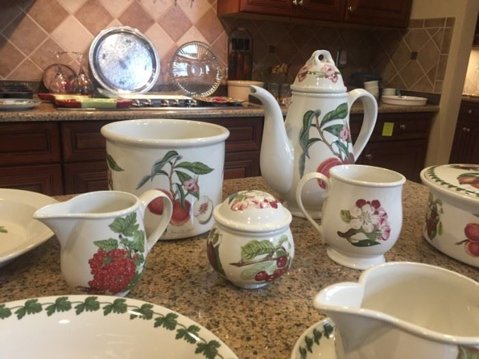 Franciscan Wildflower china