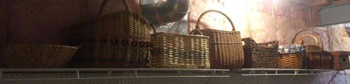 Beautiful baskets!