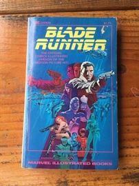 Vintage Blade Runner paperback!