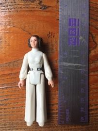 Princess Leia vintage toy by Kenner