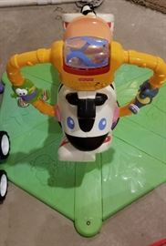 Fisher Price Bounce  Spin