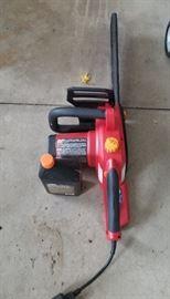 Homelite electric saw
