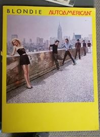 Rare vintage Blondie song book. You will not see this every day!