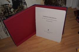 HAROLD EDGERTON  (RARE BOX)  COMES WITH COLLECTION