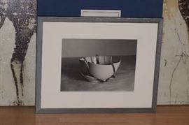 HAROLD EDGERTON (NOT PART OF THE 10 PIECE COLLECTION) MUESUM QUALITY FRAMMING