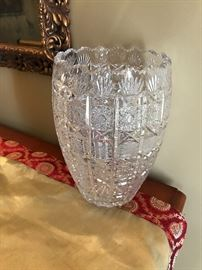 crystal bowl $ 45.00