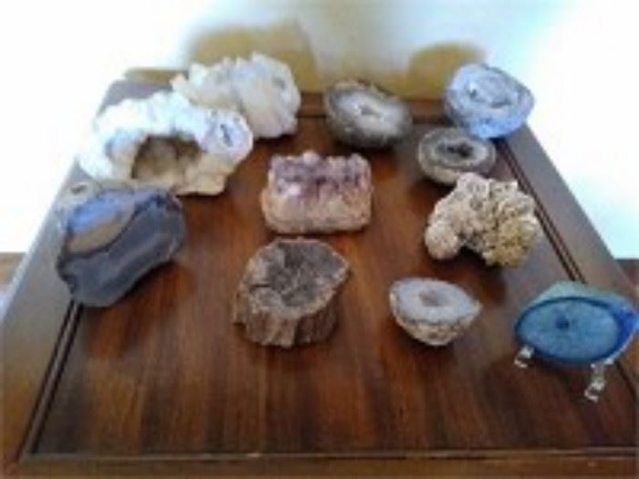 Geodes & More