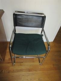 total of 4 chairs