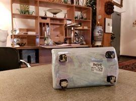 "Very rare Cleveland toaster, ""Toastrite"""