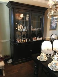 Great Modern China Cabinet