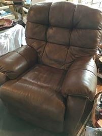 Newer Leather Chair- Great Condition