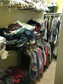 Lots of Ladies Clothes