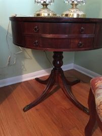 Drum Table-restore
