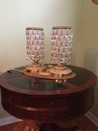 Hollywood Regency Lamps