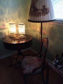 Victorian Chair -restore