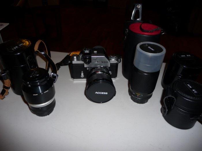 cameras and camera lenses