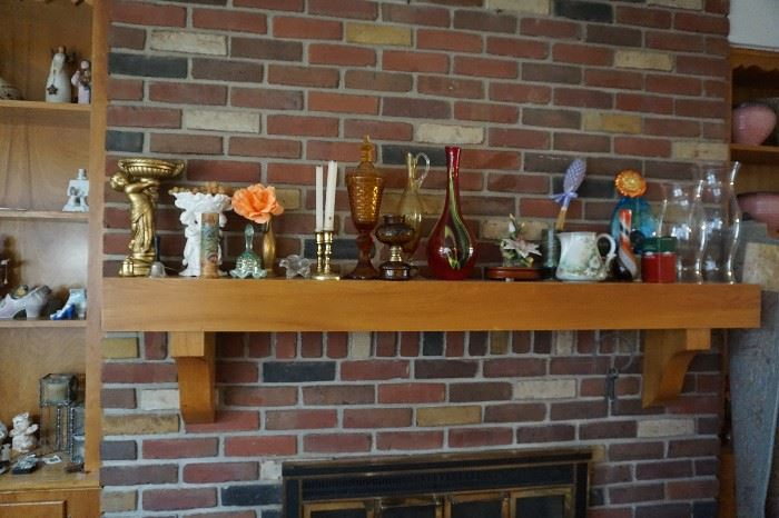 vases, globes, pitcher