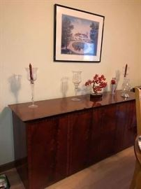 Fire Mahogany Buffet - Absolutely gorgeous!