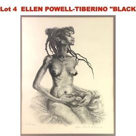 Lot 4 ELLEN POWELLTIBERINO
