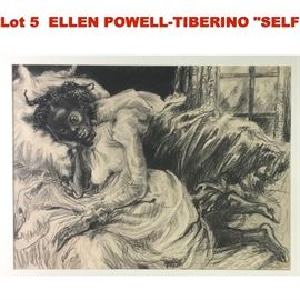 Lot 5 ELLEN POWELLTIBERINO