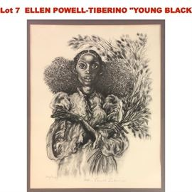 Lot 7 ELLEN POWELLTIBERINO