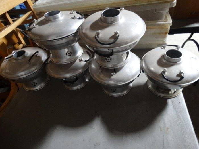 6 26 c m dim sum cooker. aluminum steamer, unique ...