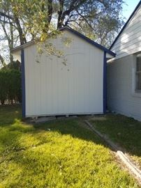 14 x 10 shed