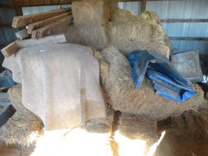 1020 bales of hay
