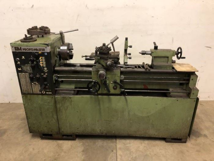 13 Romi Profitmaster Metal Lathe with attatchment ...