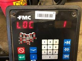 FMC Tire Balancer