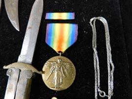 WWI Campaign Ribbon