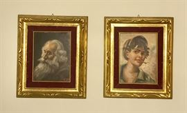 Oil paintings from Italy Lanzi