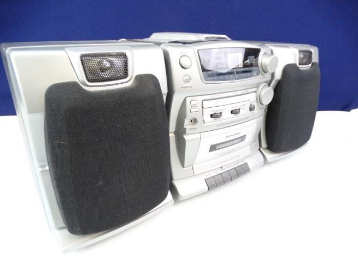 CD Shelf System
