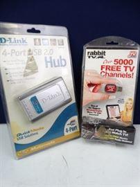 Internet TV Reciever USB Hub